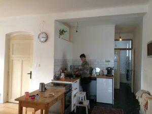 kuchyně dolní čermná
